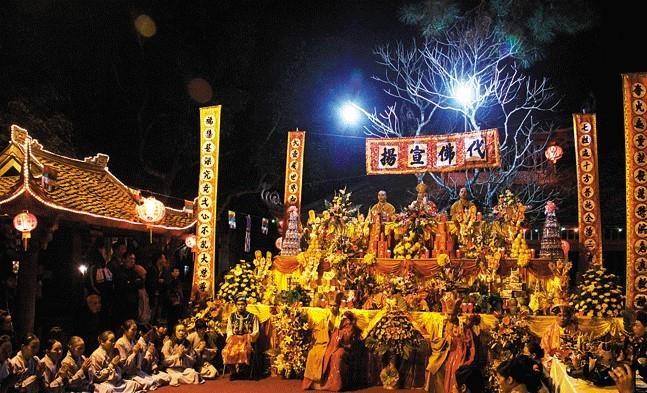 Vua Minh Mang,  dan chay,  Vu Lan,  Le Thai Tong,  Ly Nhan Tong,  tuong si tran vong anh 1