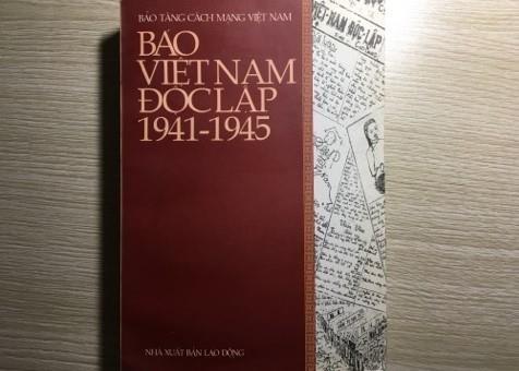Bao Viet Nam doc lap,  cach mang thang 8,  Viet Minh,  cuop chinh quyen,  chinh phu lam thoi anh 3