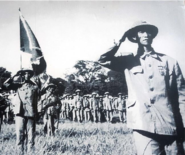 Tướng Vương Thừa Vũ và huyền thoại 'tinh thông thập bát ban võ nghệ'