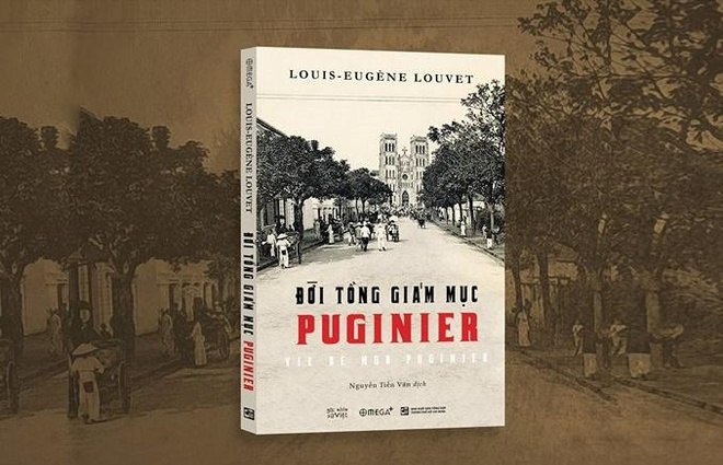 Giam muc Puginier,  Louis-Eugene Louvet,  Nguyen Tri Phuong,  danh thanh Ha Noi anh 1