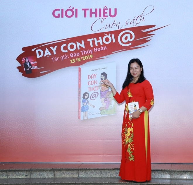 Dao Thuy Hoan,  Day con thoi @,  sach day con,  day ky nang anh 2