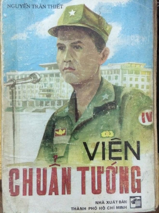 Nguyen Huu Hanh,  Duong Van Minh,  giai phong Sai Gon,  Cao Van Vien,  Nguyen Tran Thiet anh 1