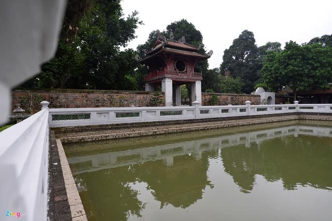 Khue Van Cac,  Chua Mot Cot,  Cot co Ha Noi,  kien truc Ha Noi,  Le Thanh Tong anh 2