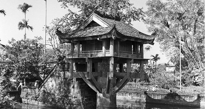 Khue Van Cac,  Chua Mot Cot,  Cot co Ha Noi,  kien truc Ha Noi,  Le Thanh Tong anh 1