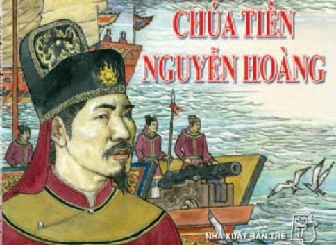 Su than vua Le muu tri thoat bay cua chua Nguyen Hoang hinh anh 1 NXBTreStoryFull_07042011_090412.jpg