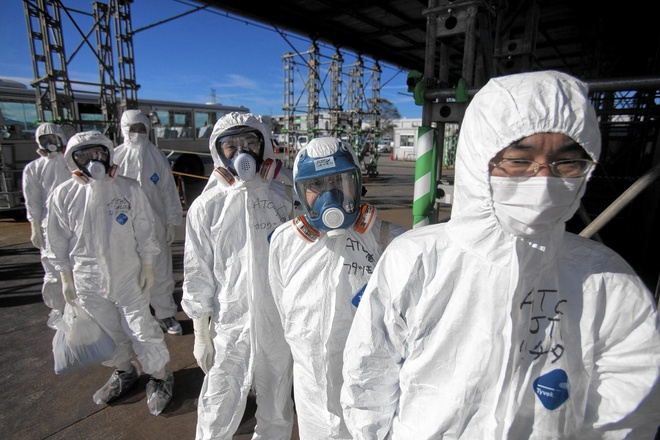 7 nam sau tham hoa Fukushima, Nhat van lung tung don dep hau qua hinh anh