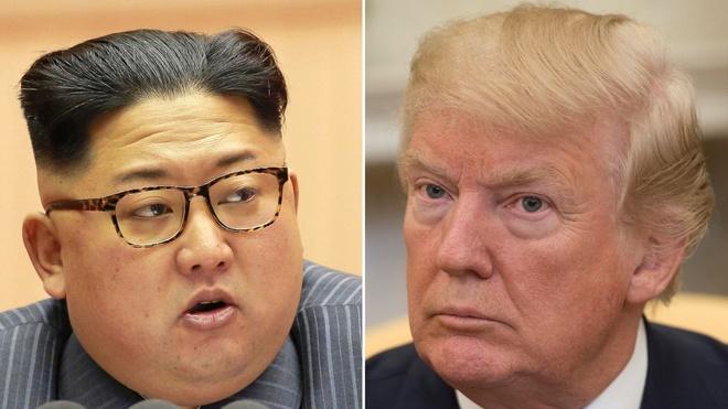 Cuoc gap go giua Trump va Kim Jong Un da duoc chuan bi toi dau? hinh anh