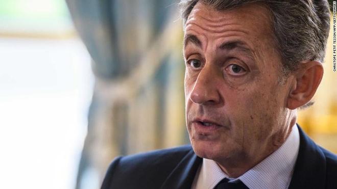 Cuu TT Phap Sarkozy phu nhan cao buoc nhan hoi lo 50 trieu euro hinh anh
