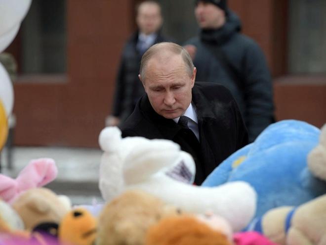 TT Putin: Vu chay trung tam thuong mai la do 'toi cau tha' hinh anh