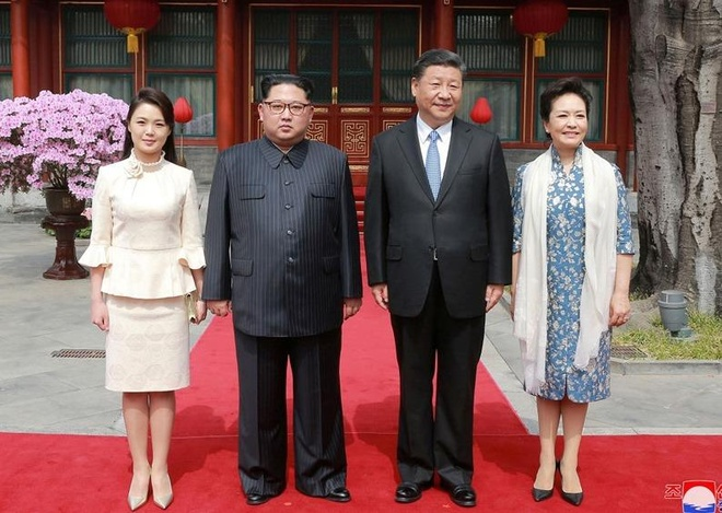 Lan dau xuat ngoai tu 2011, Kim Jong Un mong cho dieu gi? hinh anh