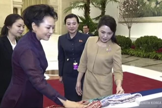 Hinh anh hiem hoi ve chuyen di Trung Quoc cua ong Kim Jong Un hinh anh 7