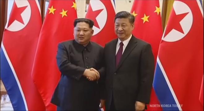 Hinh anh hiem hoi ve chuyen di Trung Quoc cua ong Kim Jong Un hinh anh 8
