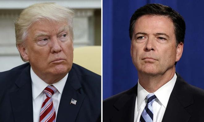 Cuu giam doc FBI so sanh Trump nhu 'trum bang dang' hinh anh