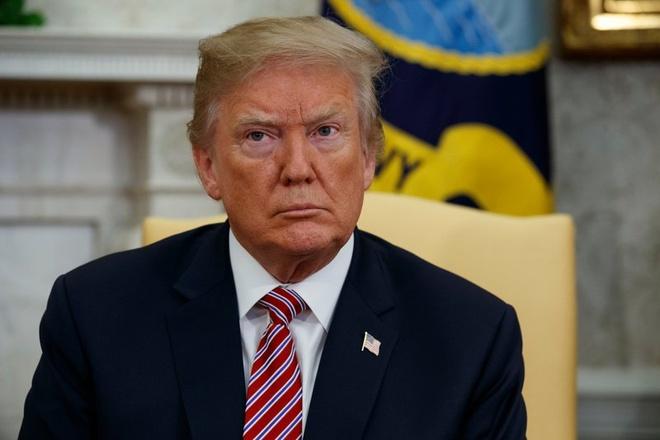 Tong thong Trump yeu cau xem xet quay lai TPP hinh anh