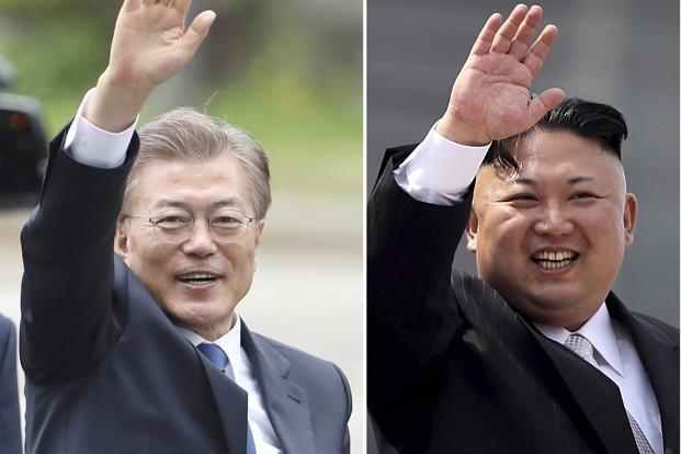 Ong Kim Jong Un va TT Moon Jae In co the dien dam trong tuan nay hinh anh 1