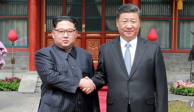 My - Trung vua la doi tac, vua doi thu trong van de Trieu Tien hinh anh