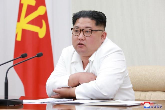 Putin moi Kim Jong Un den Nga anh 1