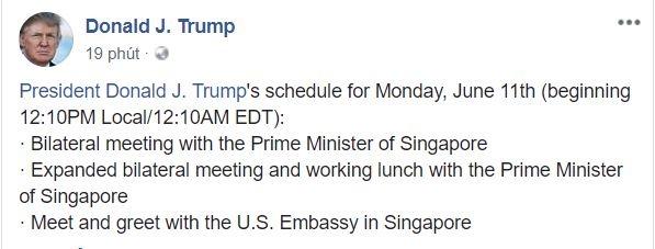 TT Trump se gap rieng Kim Jong Un dau ngay hop thuong dinh 12/6 hinh anh 9