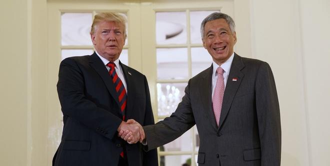 TT Trump se gap rieng Kim Jong Un dau ngay hop thuong dinh 12/6 hinh anh 20
