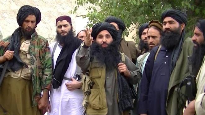 Afghanistan xac nhan mot thu linh Taliban da bi tieu diet hinh anh 1