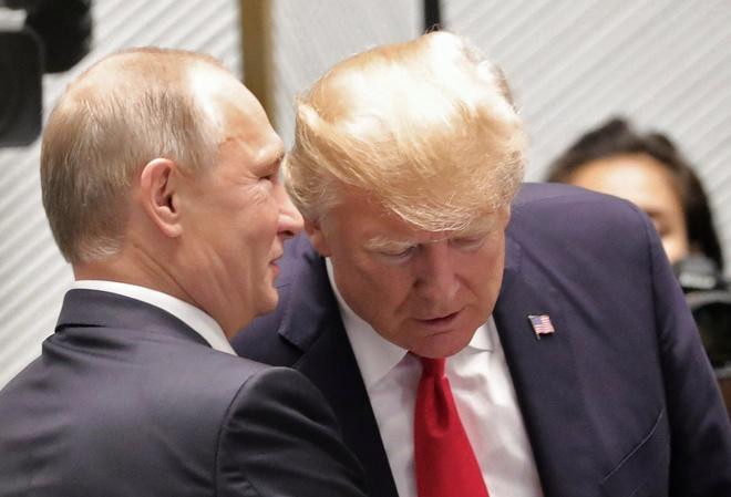TT Trump bi to giau ghi chep noi dung cac cuoc gap TT Putin hinh anh