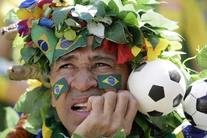 Co dong vien World Cup, be gai nhap cu vao top anh an tuong tuan hinh anh