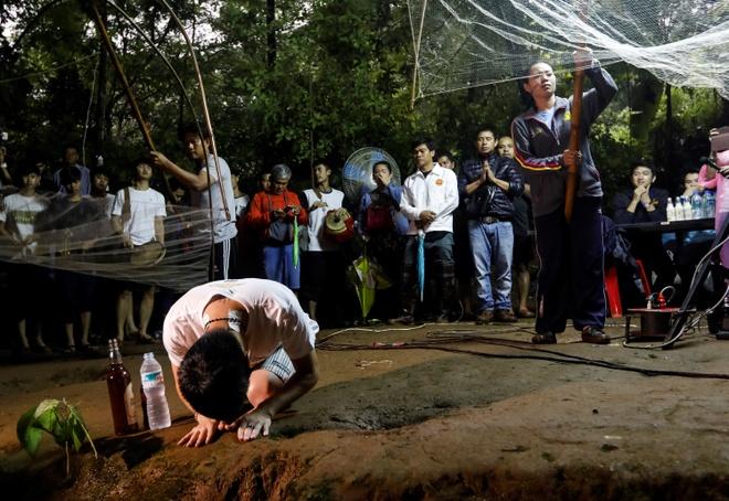 7 Ngay Trong Hang động Thai Hy Vọng Nao Cho 13 Người Mất Tich Thế Giới