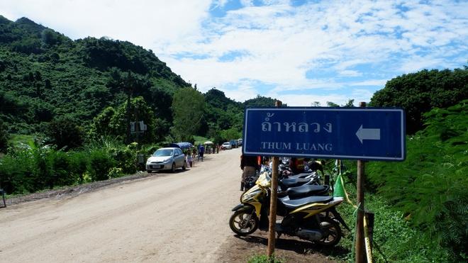 Hang Tham Luang tro lai binh yen 'nhu chua he co cuoc giai cuu' hinh anh