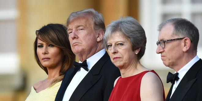 Trump: Brexit kieu ba May giet chet thoa thuan thuong mai My - Anh hinh anh
