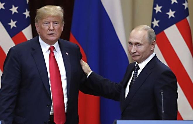 Thang o Helsinki, Putin khang dinh vi the nuoc Nga hinh anh