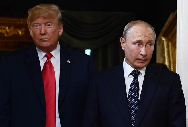 Trump: Toi va Putin khong phai luc nao cung hoa thuan hinh anh