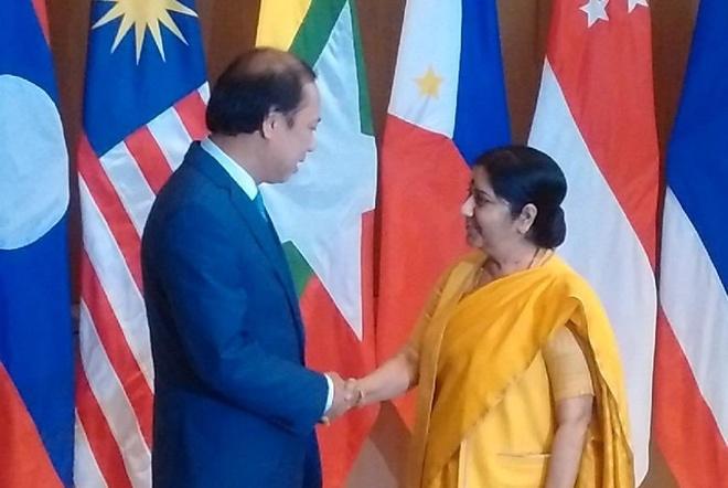 An Do - ASEAN day manh lien ket bien nham phat trien kinh te hinh anh