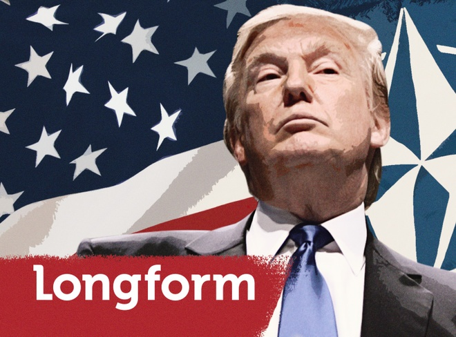 NATO co ton tai voi moi de doa song con tu TT Trump? hinh anh