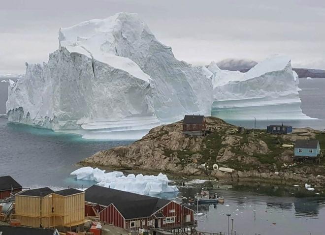 Bang troi 11 trieu tan de doa dan lang Greenland hinh anh