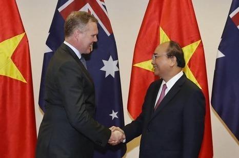 Australia nhat quan quan diem ton trong tu do hang hai hinh anh