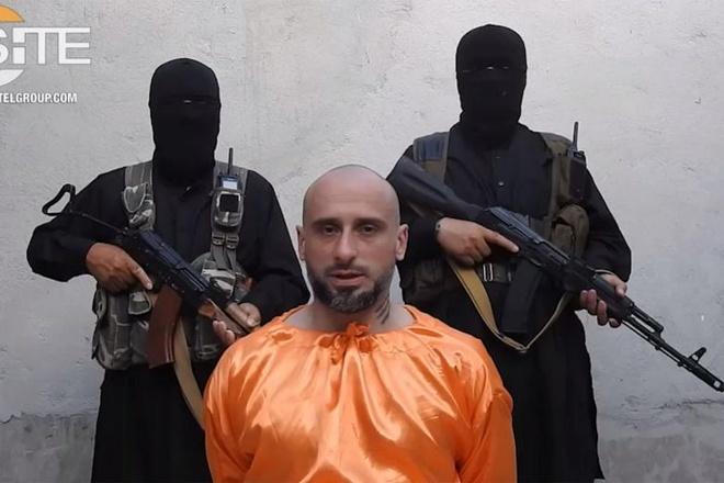 Con tin Nhat, Italy bi khung bo bat coc tai Syria van xin duoc tha hinh anh 2