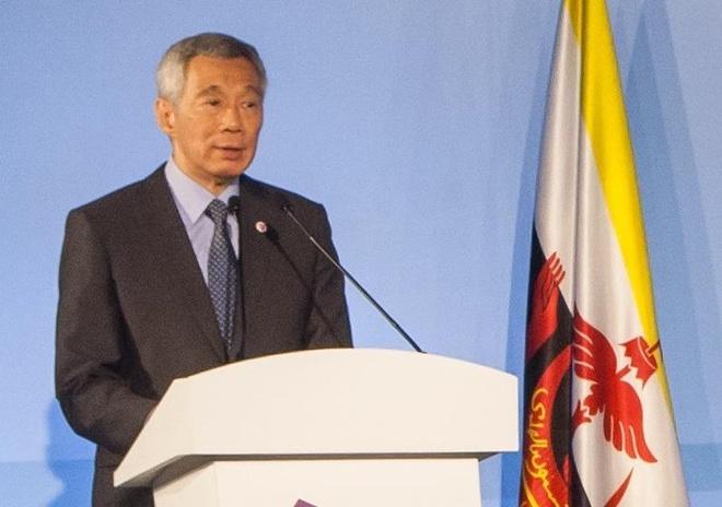 Hoi nghi Bo truong Ngoai giao ASEAN lan thu 51 khai mac tai Singapore hinh anh