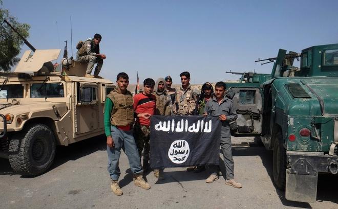 200 quan IS dau hang quan Afghanistan anh 2