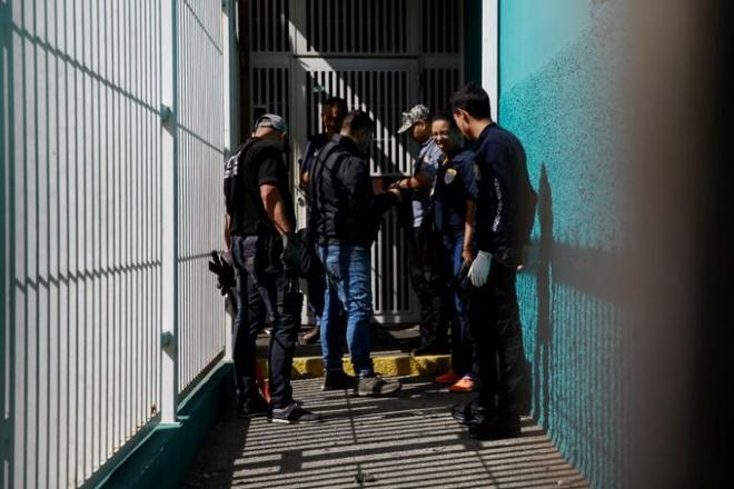 Venezuela bat 6 nguoi nghi lien quan den vu no am sat tong thong hinh anh 1