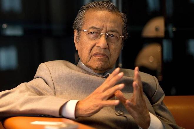 TT Mahathir huy du an cua TQ, chi trich nguoi tien nhiem 'ngu ngoc' hinh anh