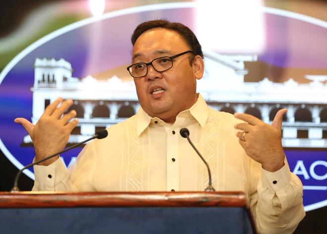 Philippines lo My, Trung Quoc trien khai vu khi hat nhan o Bien Dong hinh anh