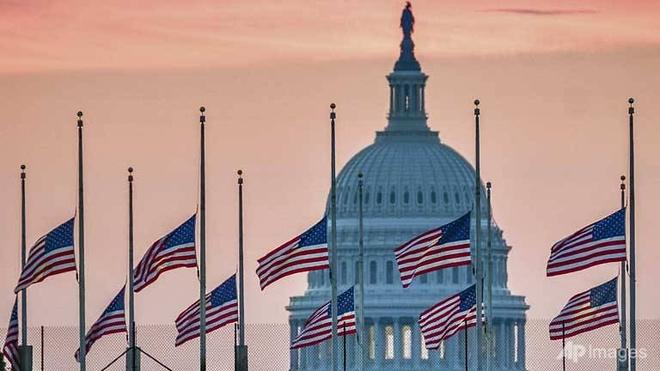 Tang le TNS John McCain se dien ra duoi vom Dien Capitol hinh anh 2