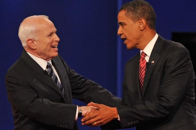 Bush va Obama se phat bieu tai tang le McCain, Trump khong duoc moi hinh anh 2