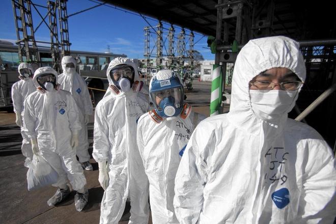 Nhat Ban cong khai cong nhan dau tien tu vong vi nhiem xa o Fukushima hinh anh