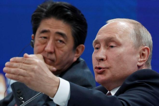 TT Putin du dinh ky hiep dinh hoa binh voi Nhat vao cuoi nam nay hinh anh 2