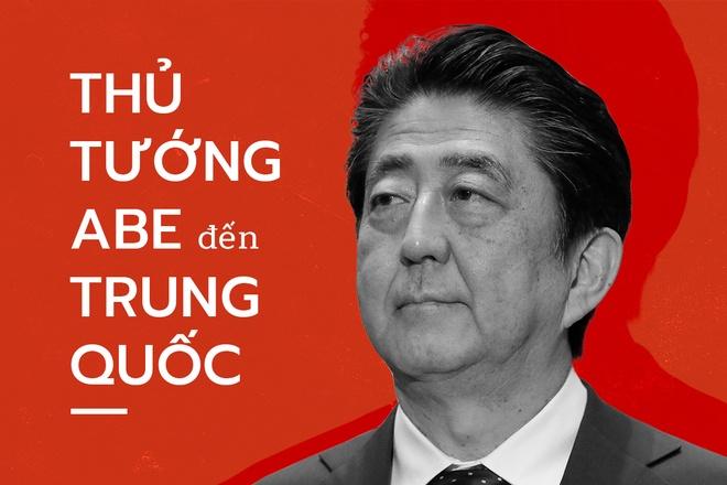 Thu tuong Abe tham TQ: Tam tan bang cua doi dau Trung - Nhat? hinh anh