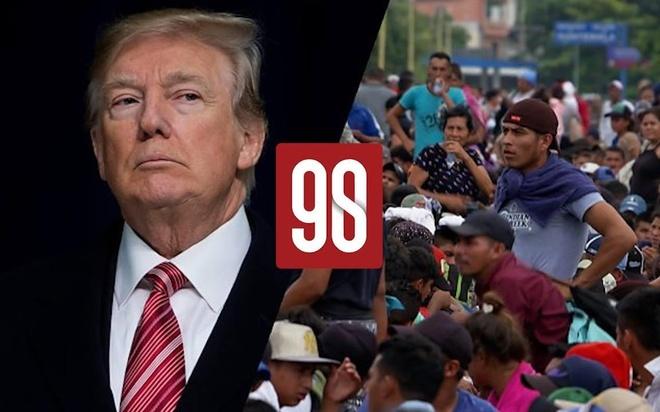 90S: TT Trump tung 'la bai' nhap cu truoc them bau cu giua ky hinh anh