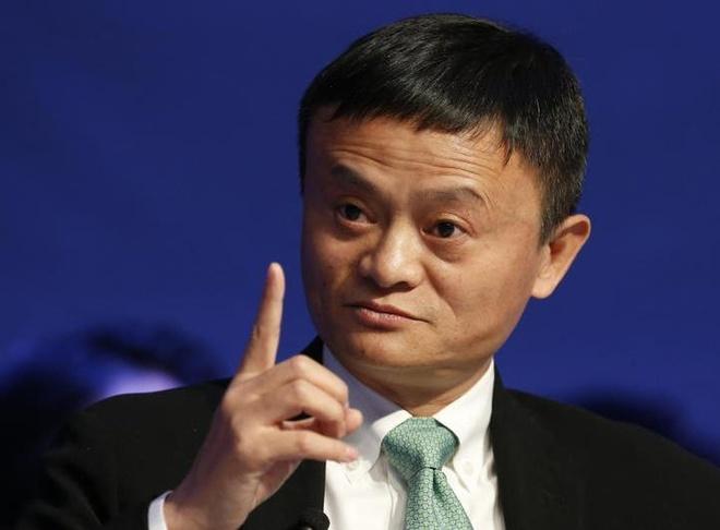 Ty phu Jack Ma: Chien tranh thuong mai My - TQ la 'dieu ngu ngoc nhat' hinh anh