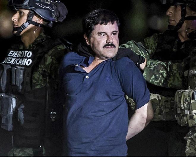 'El Chapo': Huyen thoai trong nhac ballad hay ong trum ma tuy? hinh anh
