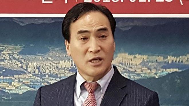 Ung vien Han Quoc Kim Jong Yang lam chu tich moi cua Interpol hinh anh 1